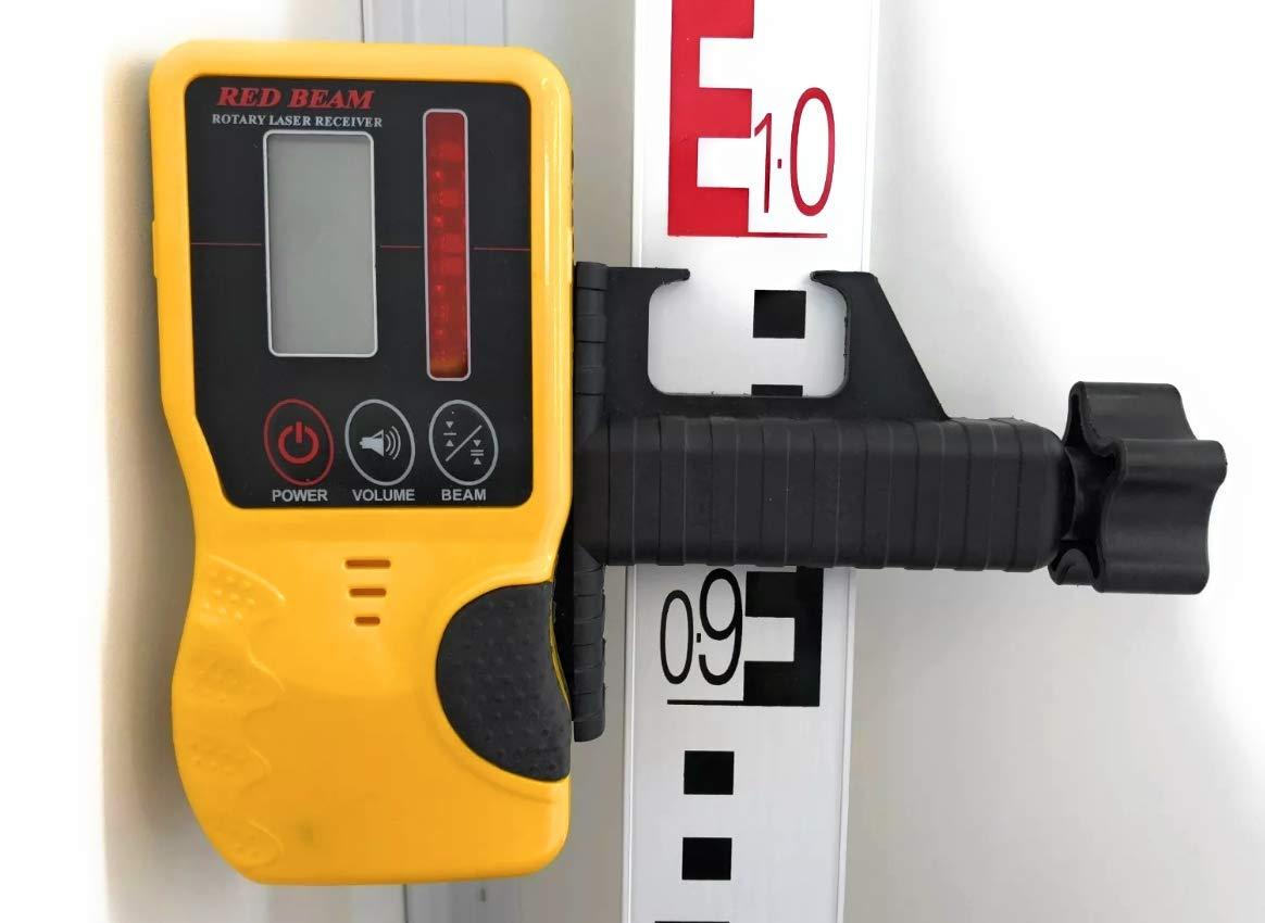 Linestorm RLD-100 Detector para nivel l/áser C//Con soporte para niveles l/áser giratorio