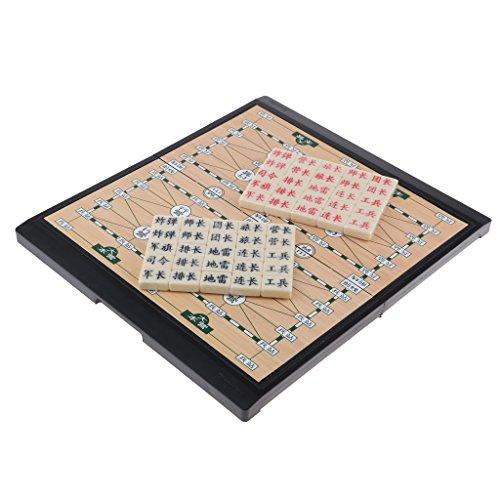 Kesoto プラスチック 軍棋セット 陸軍棋 陸戦棋