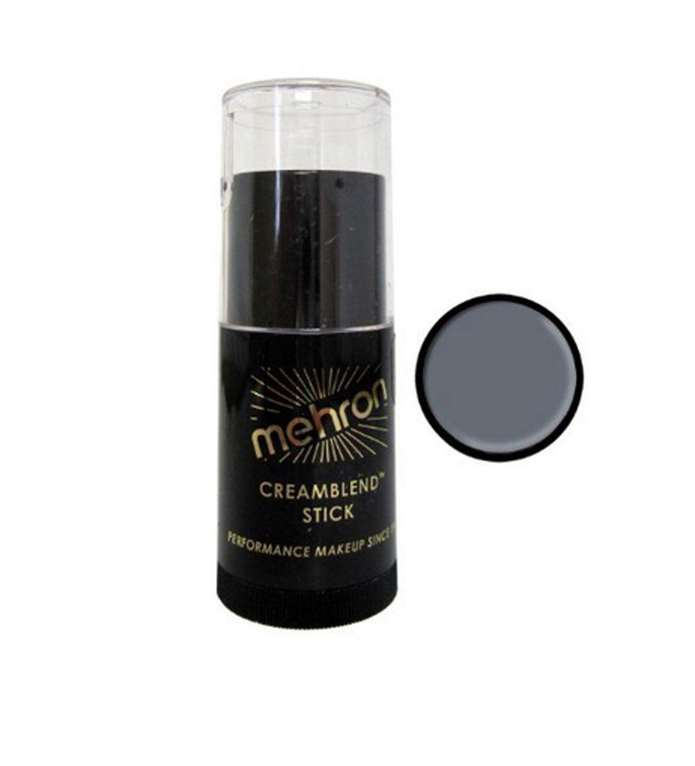 400 (.75oz, Light Gray) Mehron Cream Blend Stick