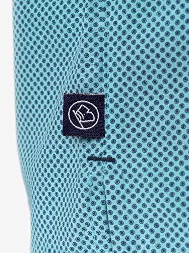 Couleur Bleu Marine /à Motifs Ancres Blanches Ceinture Rouge Les Gus Cale/çon Homme Coton