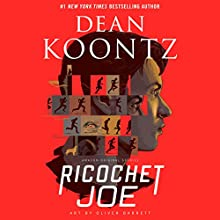 Ricochet Joe Audiobook by Dean Koontz Narrated by James Patrick Cronin