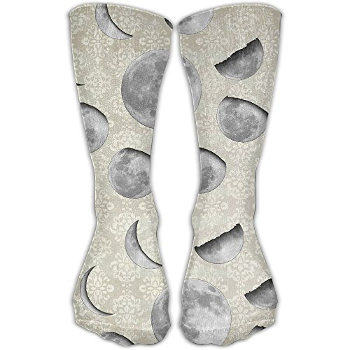 Amyhi Wonderful Total Lunar Eclipse 2017 Cool Compression Sports Outdoors Soft Socks