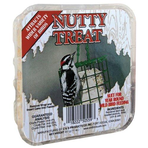 Nutty Treat Wild Bird Suet ()