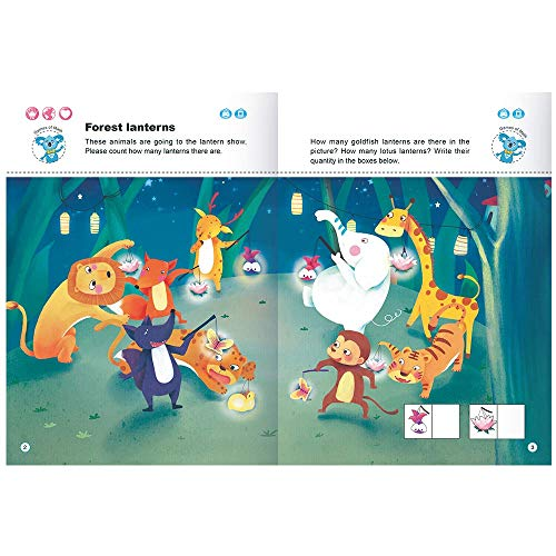 Talking Pen + 4 Books Games of Math (Super Bundle). The Most Entertaining Way to Learn Math! The Pen Supports English and Other International Languages. Fun Games and Tasks Inside! by Smart Koala (Image #5)