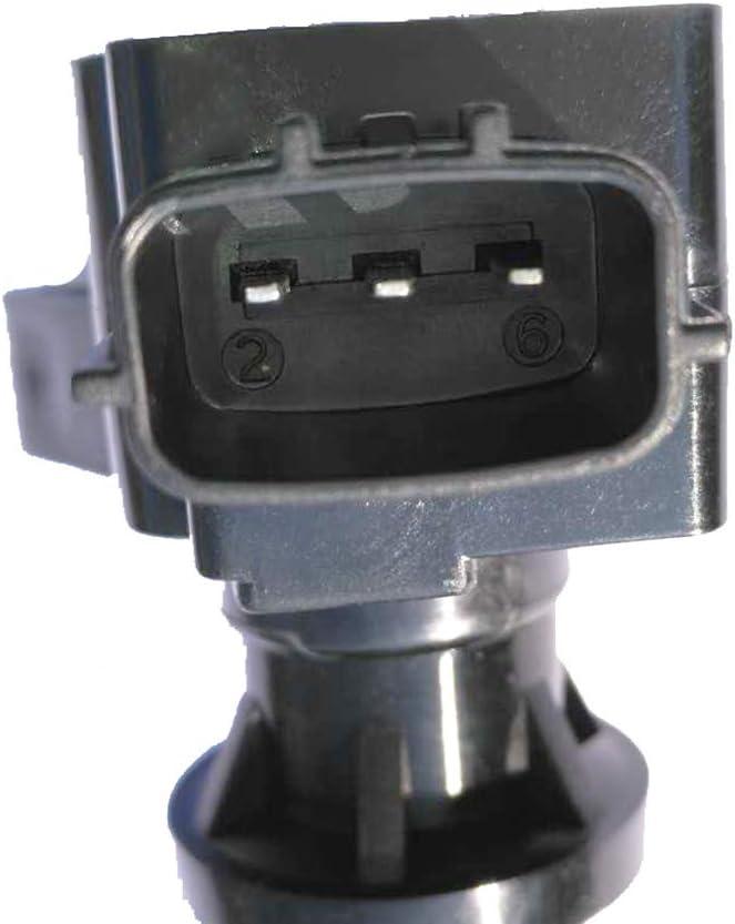 3 Pins 6M8G12A366 Ignition Coils For Mazda 3 5 6 MX-5 III CX-7 1.8L 2.0L 2.3L Turbo 2.5L 2000 L3G218100B 1