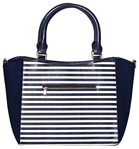 stripes Donna Mano Navy Days Borsa A Dancing BSw0YpY