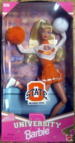 (Oklahoma State University Barbie)