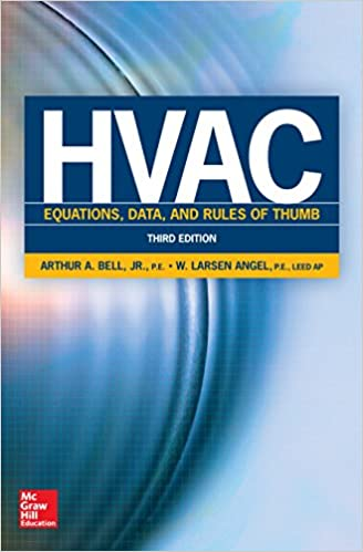 Hvac equations data and rules of thumb third edition arthur a isbn 13 978 0071829595 fandeluxe Gallery