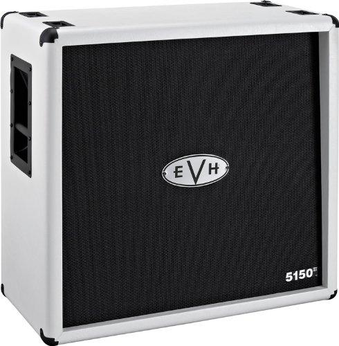 EVH 5150 III 100-Watt 4x12-Inch Straight Speaker Cabinet - Ivory by EVH
