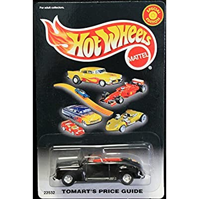 Hot Wheels Black '46 Ford Convertible Tomart's Price Guide 1:64 Scale Collectible Die Cast Car Special Limited Edition: Toys & Games