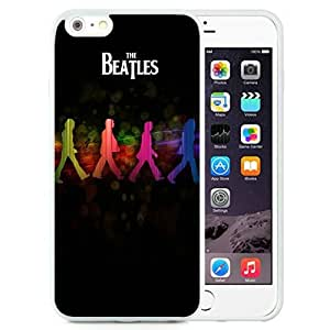 The Beatles White iPhone 6 Plus 5.5 inches Screen TPU Phone Case Unique and Newest Design