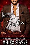 Billionaire Bachelor: Justin (Diamond Bridal Agency Book 5)