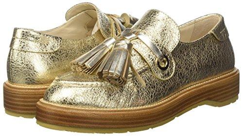 Or Milano loafer Femme Twinset platino Cs8pbl Mocassins qfBFqwX