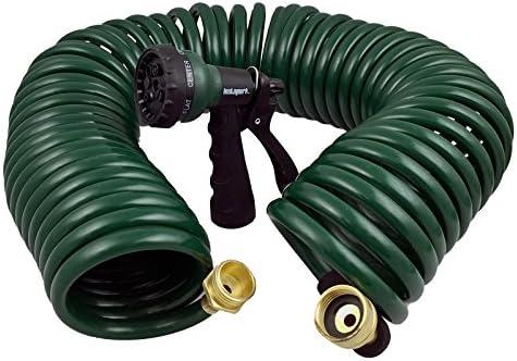 "Syringe u Clutch GL GS31 Hose cart Garden hose 1//2/"" 50m"