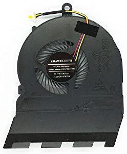 Lee_store Replacement CPU Cooing Fan for Dell Inspiron 15-5565 15-5567 P66F 17-5767 Series