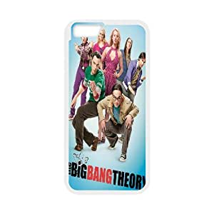 Printed Quotes Phone Case The Big Bang Theory For iPhone 6,6S Plus 5.5 Inch Q5A2113084
