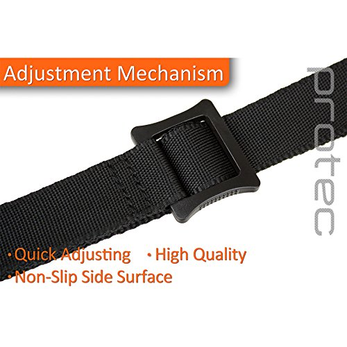 Pro Tec A310P 22-Inch Regular Padded Saxophone Neck Strap with Swivel Snap by Pro Tec (Image #1)