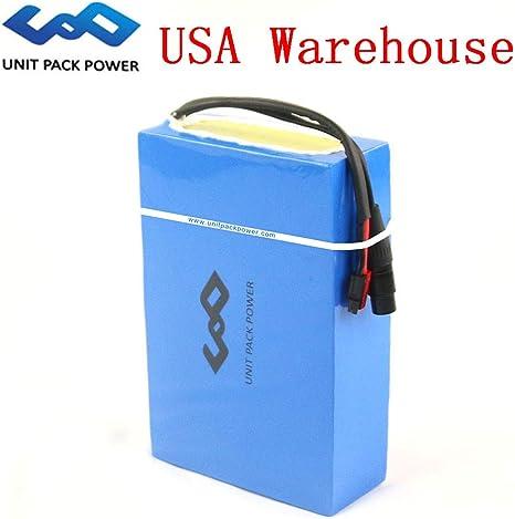 Amazon.com: ¡Gran venta! 48 V 20 Ah E-Bike impermeable PVC ...