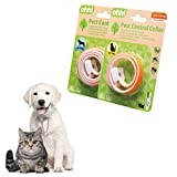 Waterproof Flea Tick Prevention Collar Dog Cat All Weights Size, 4 Month Protection