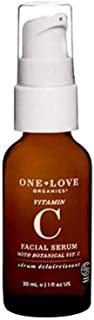 product image for One Love Organics Vitamin C Moisturizing Facial Serum