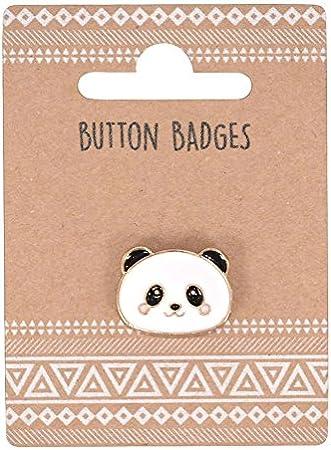 Xpressions Badge à épingle Panda – Mode Fun Cool Broches