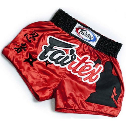 Assassin Fairtex Muay Thai Shorts – Color: Assassin Size XXL by Thailand