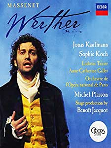 Massenet: Werther [Alemania] [DVD]