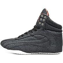 Ryderwear Raptors D-Maks Gym Shoes Charcoal
