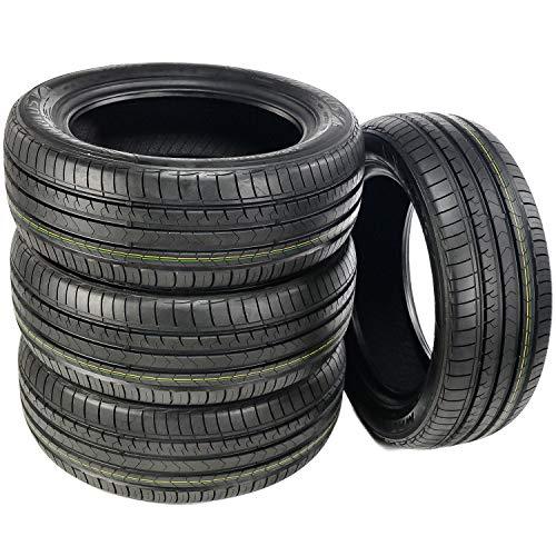 Set of 4 (FOUR) MRF Markus Touring All Season Radial Tires-235/55R18 100H (235 R18 Tires 55)