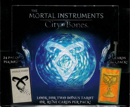 Mortal Instruments: City of Bones Factory Sealed Trading Card Box (Retail (Chloe Bones)