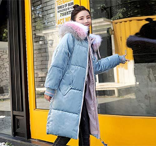 Et Manteau Polyvalent Grande Duvet De Pour Velours Capuche Femmes Clair  Épais En Xwh Vêtements Long ... 0fe05181d4a3