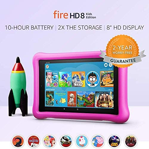 All New Fire Tablet Display Kid Proof