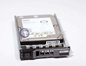 "DELL 0H8DVC (ST9300653SS) 300GB 15K RPM 64MB Cache 6Gb/s SAS 2.5"" Enterprise HDD (Certified Refurbished)"