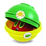 Kids Preferred World of Eric Carle, The Very Hungry Caterpillar Stacking/Nesting/Chime Ball Toy