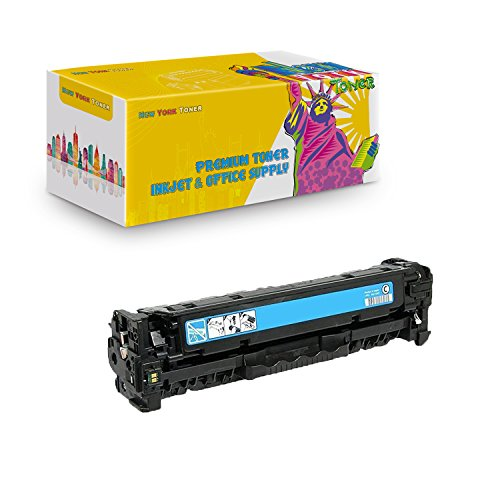 New York TonerTM New Compatible 1 Pack C4192A High Yield Toner for HP - Color LaserJet 4500   4500DN   4500HDN   4500N   4550   4550DN   4550HDN   4550N . -- Cyan (Laser Cyan C4192a Compatible)