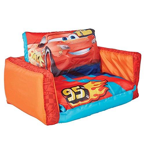 3 Disney 286CAA01E Cars Flip Out Mini Sofa by 3