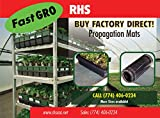 Fast-Gro Propagation Mats Original from Manufacturer Size 11'' x 48'' in. for reptiles and seedling mats