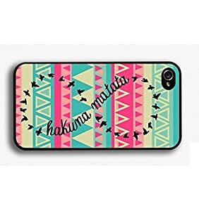 TRIPACK ? Accessories iPhone 5c Hard Case Cover HAKUNA MATATA INFINITY SA8216