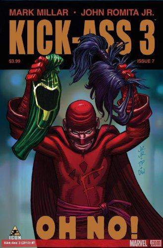 Read Online Kick-Ass 3 #7 pdf epub