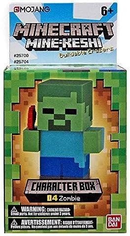 Mine-Keshi Minecraft Zombie Character Box (Mini Mine Craft Characters)