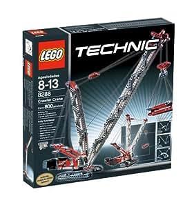 amazoncom lego technic crawler crane toys amp games