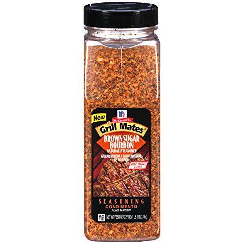 McCormick Grill Mates Seasoning, Brown Sugar Bourbon, 27 Ounce