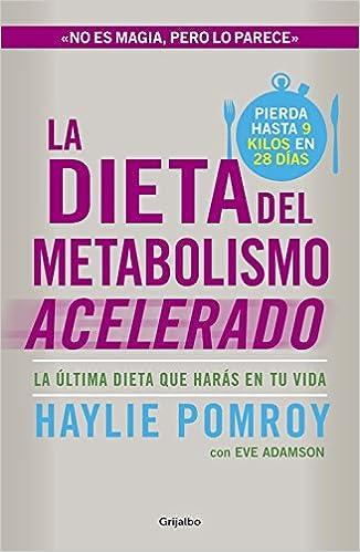 dieta metabolismo rapido livro