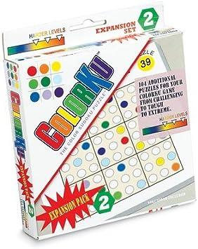 Mad Cave Bird Games ColorKu Expansion Puzzle Card by Mad Cave Bird Games: Amazon.es: Juguetes y juegos