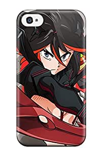 Best durable Protection Case Cover For Iphone 4/4s(kill La Kill)