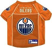NHL Edmonton Oilers Pet Jersey, Medium