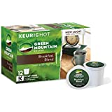 Green Mountain Coffee Breakfast Blend, Keurig K-Cups, 72 Count
