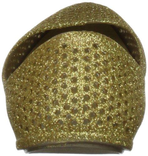 Mel Women's Mango Ballet Gold Glitter OuF4Q
