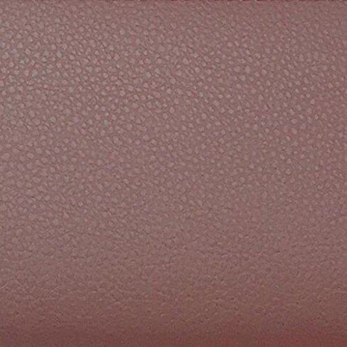 Unterarmtasche Frauen Brieftasche lange Quaste Schnalle Brieftasche Joker Multifunktions Brieftasche Vintage große weibliche Kupplung (Größe: 22,5 * 2 * 9,5 cm) (Farbe : Pink) Lila