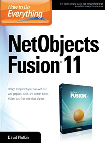 netobjects fusion 11